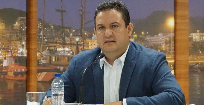 Anulan la expulsión del PSOE del alcalde de Arona