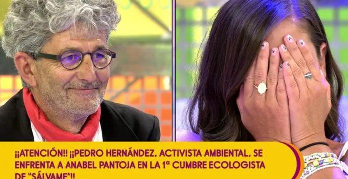 """Anabel Pantoja: """"Ha habido 500 bodas en La Graciosa: ¿por qué yo no puedo?"""""""