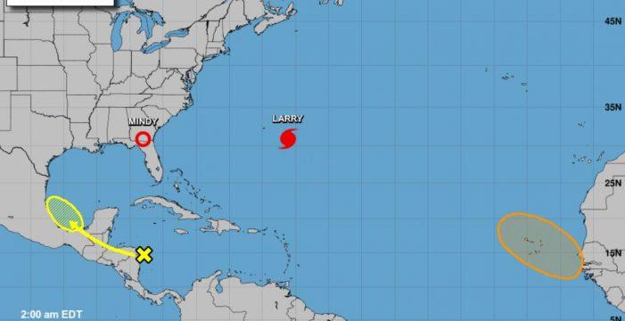 La probabilidad de que se forme un ciclón tropical en aguas del Atlántico es del 50 por ciento