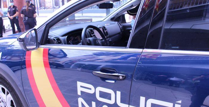 Detenida una joven de 22 años por robar 4.500 euros y joyas en una casa de Santa Cruz
