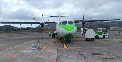 Binter solo operará vuelos con La Palma en horario diurno