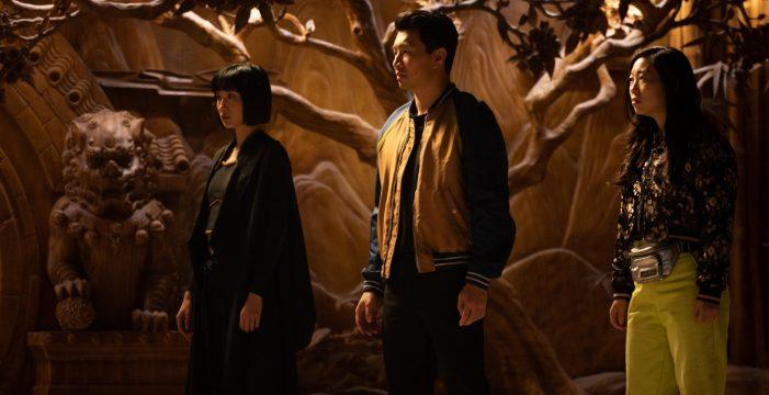 Shang-Chi, el nuevo héroe de Marvel, llega a los cines