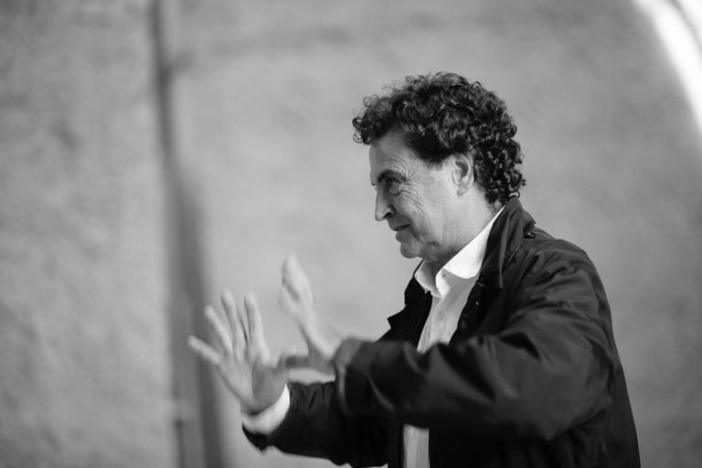 Fernando Menis. / PATRI CAMPORA