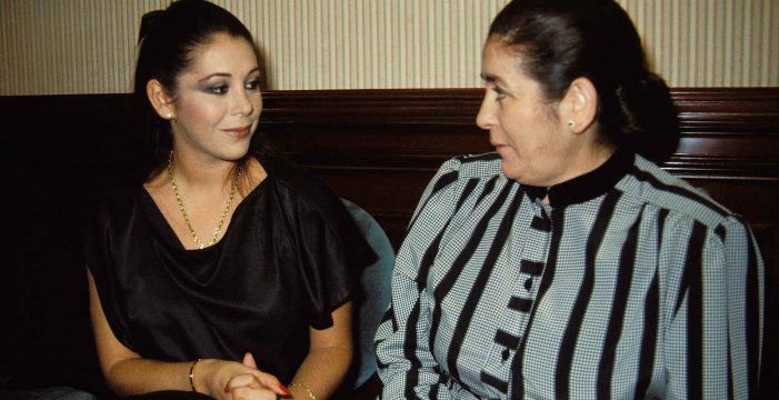 Muere la madre de Isabel Pantoja a los 90 años