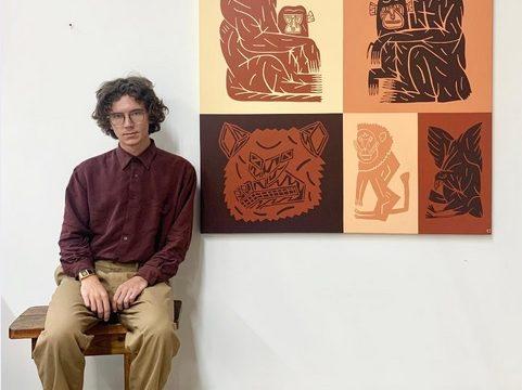 El Festival Boreal exhibe las obras de Keya Tama y la exposición colectiva 'Art at Skateboard'