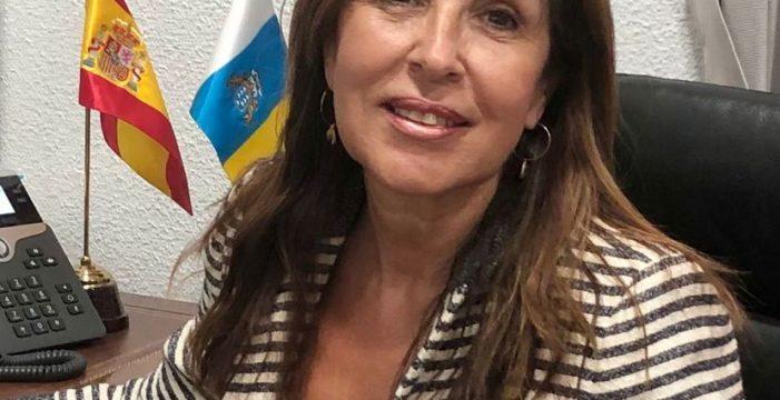 """Lola Padrón: """"El objetivo es ganar centralidad con una delegación abierta a personas, empresas y colectivos"""""""