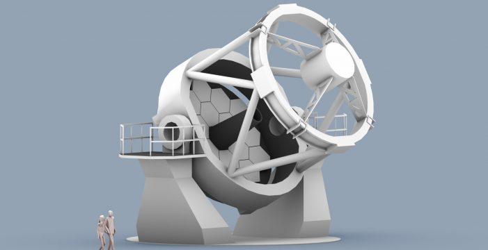 La Palma acogerá el telescopio robótico más grande del mundo