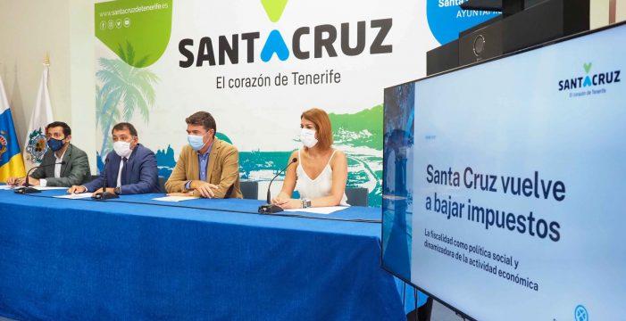 Santa Cruz baja la tasa de basura a las familias y sube el IBI a los grandes propietarios