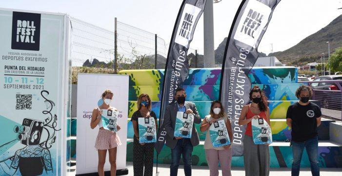 La tercera edición del Rollfestival convertirá La Laguna en la capital de los deportes extremos
