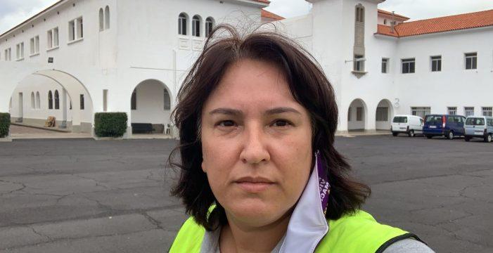 """Alicia Pérez, psicóloga: """"Cuanto más dure la erupción, el proceso psicológico será más complicado"""""""