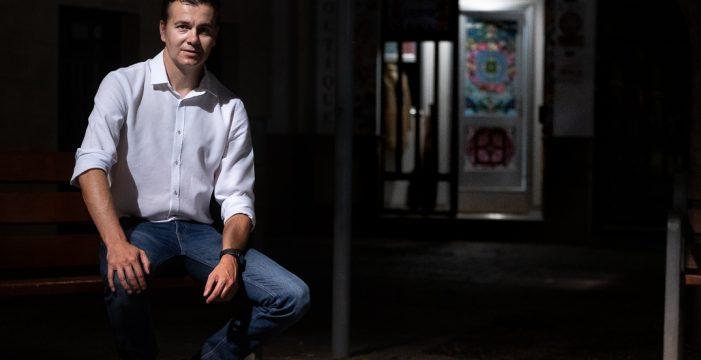 El tinerfeño Héctor Gómez será portavoz del PSOE en el Congreso