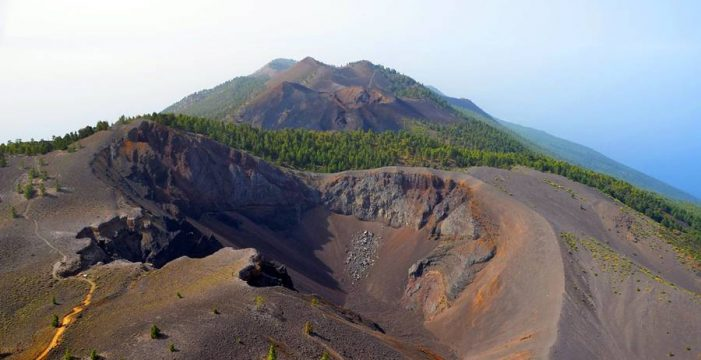 """Los expertos advierten de que tarde o temprano """"habrá una erupción"""" en La Palma"""