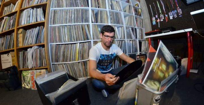 Jacob Alonso ofrecerá una sesión benéfica de DJ por las víctimas del incendio en La Palma