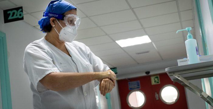 La incidencia de coronavirus a siete días en Canarias se sitúa en 31,3 casos por 100.000 habitantes