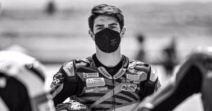 Fallece el piloto español Dean Berta Viñales a los 15 años