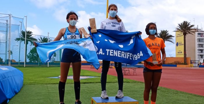 El CEA Tenerife 1984 domina el Campeonato de Canarias Sub14 por equipos