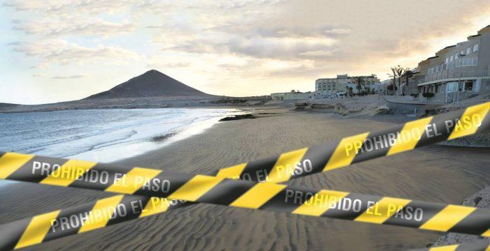 Reabren al baño las playas de El Médano y Los Abrigos