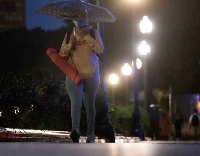 El último 'finde' del verano se despedirá con temperaturas más bajas en Canarias