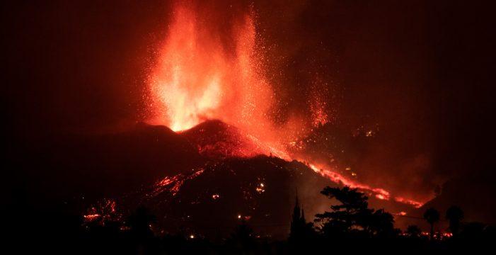 La erupción en La Palma podría durar hasta 84 días