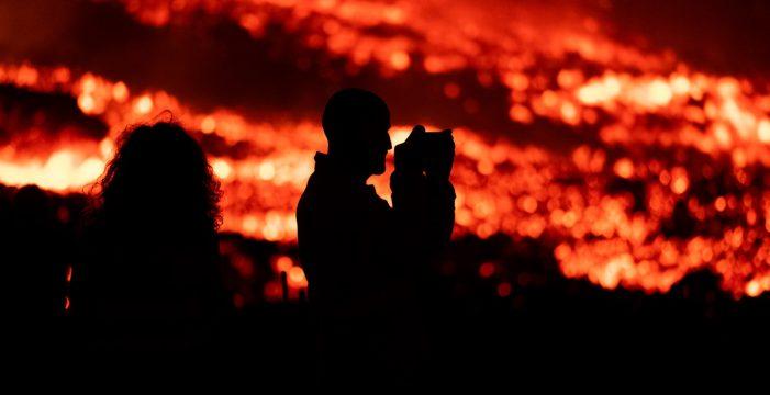 Piroclastos, bocas, magma o estromboliano: guía rápida sobre el volcán de La Palma