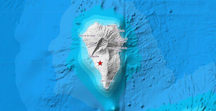 Nuevos terremotos en La Palma son sentidos por la población