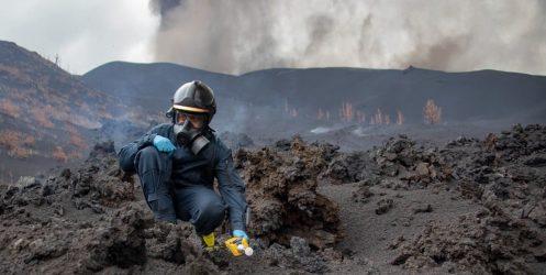Las fotografías más impactantes de la erupción de La Palma