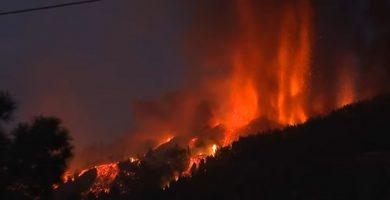 Piden que empresas y trabajadores afectados por la erupción se puedan acoger a los ERTE