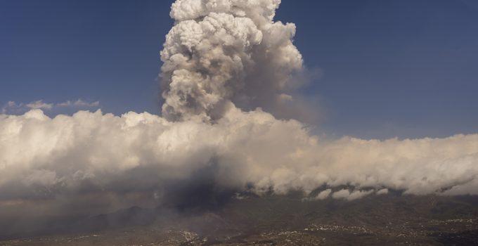 Cómo protegerse de las cenizas volcánicas