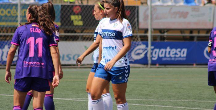"""Cristina Cubedo: """"Es importante estudiar y seguir formándome para que una vez que se acabe el fútbol pueda empezar una nueva vida"""""""