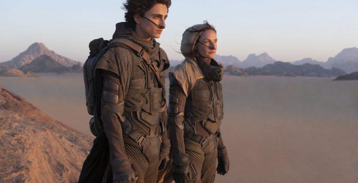 Llega a los cines 'Dune', un espectáculo de ciencia ficción