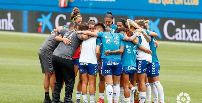 La UDG Tenerife Egatesa se estrena en casa ante el peligroso Madrid CFF
