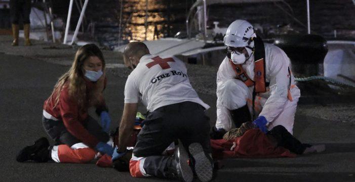 Una media de 12 personas al día murieron en la Ruta Canaria de pateras durante agosto