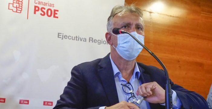 El PSOE canario levanta velas rumbo a su 14º congreso