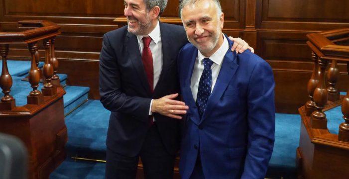 El curso político empieza con CC rebajando sus críticas al PSOE