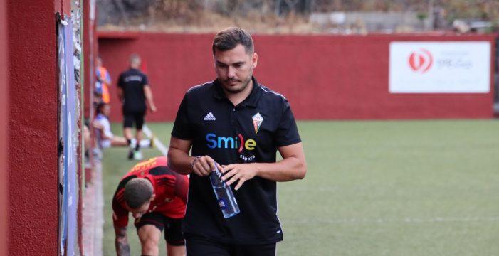 """Yurguen Hernández: """"Queremos empezar a competir para ver en qué situación estamos"""""""
