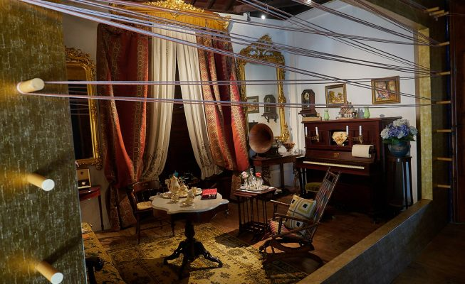 Casa de Carta reabre sus puertas al público con la exposición 'Hilos de memoria'