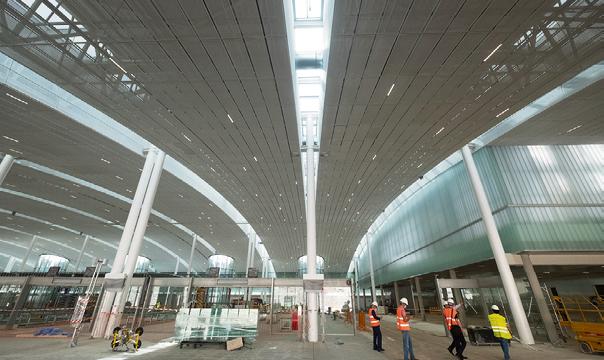 """""""La obra de la nueva terminal del Sur se debe iniciar antes de 2026"""""""