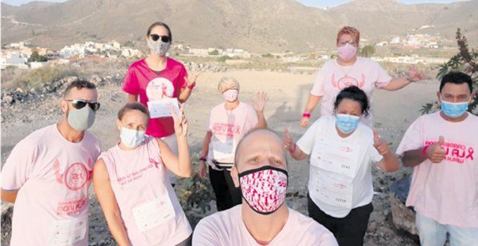 Carrera por la Vida da 2.500 pasos contra el cáncer de mama