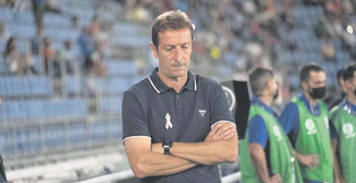 """Ramis: """"El Tenerife es el Real Madrid de la Segunda División"""""""