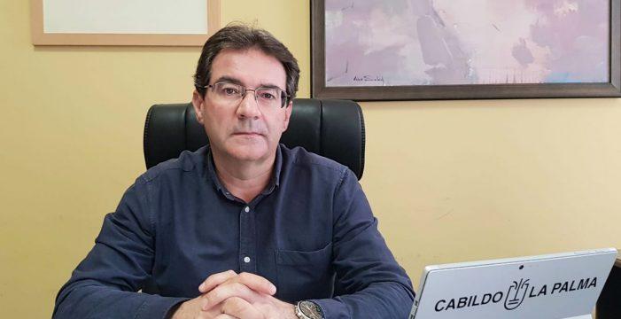 Dimite el vicepresidente del Cabildo de La Palma y abre un nuevo escenario en la política insular