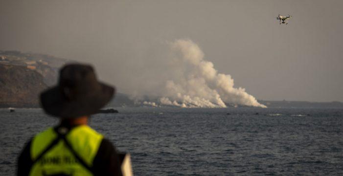 La próxima llegada de la colada al mar obligará a nuevos confinamientos