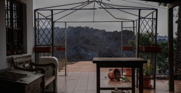 El drama del volcán palmero: más de 150 familias han perdido su única vivienda