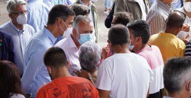 """Las primeras viviendas se entregarán la próxima semana: """"Que nadie tenga que abandonar La Palma"""""""