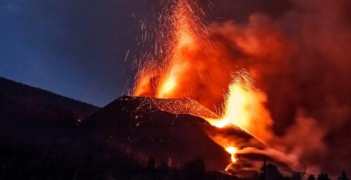 Otros treinta terremotos se dejan sentir en La Palma durante la noche