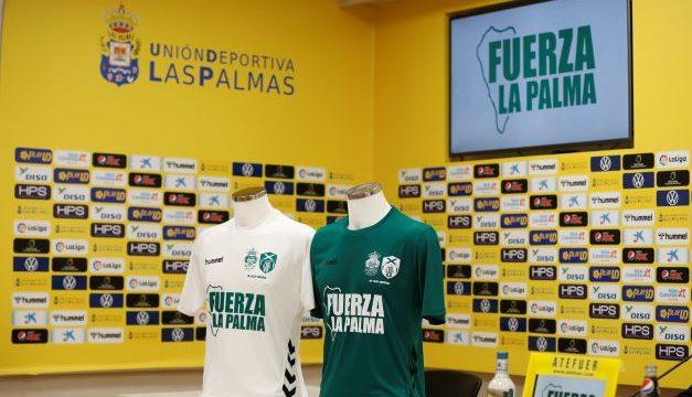 El deporte se vuelca con el apoyo a La Palma