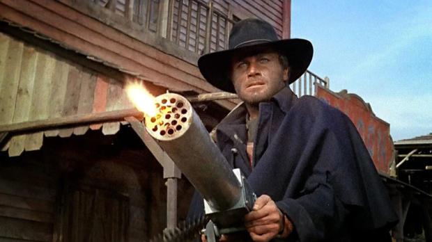 Filmoteca Canaria proyecta este jueves 'Django' en Santa Cruz