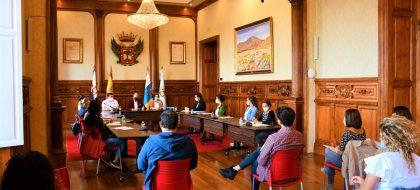 La Orotava acoge la primera reunión técnica de la Red ASTERISCO para coordinar políticas de diversidad LGBTI*