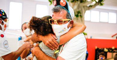 El corazón de la Fundación DISA con La Palma