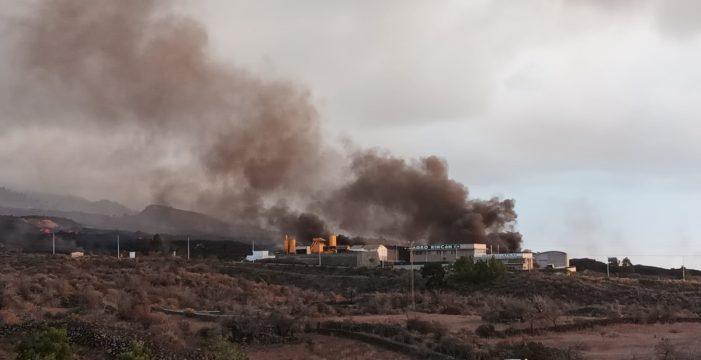 """Los expertos sospechan que el volcán de La Palma se está """"reactivando"""""""