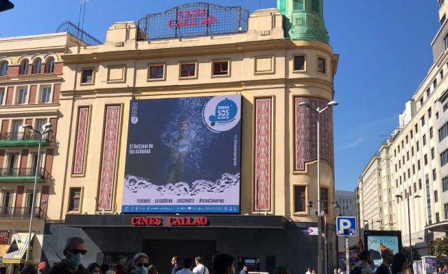 Arona SOS Atlántico desembarca en Madrid con su octava edición